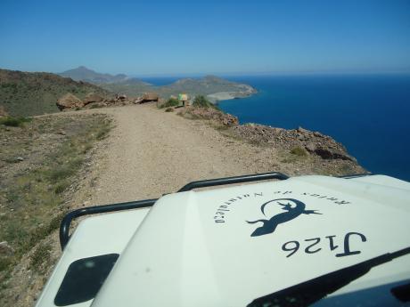 Hamelin: Grupo J-126 Rutas de Naturaleza - Actividad  (San José)