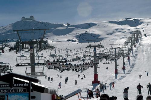 Escuela Penibética de Esquí