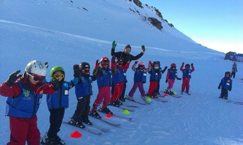 Hamelin: Escuela Europea de Esquí & Snowboard - Actividad  (Granada)