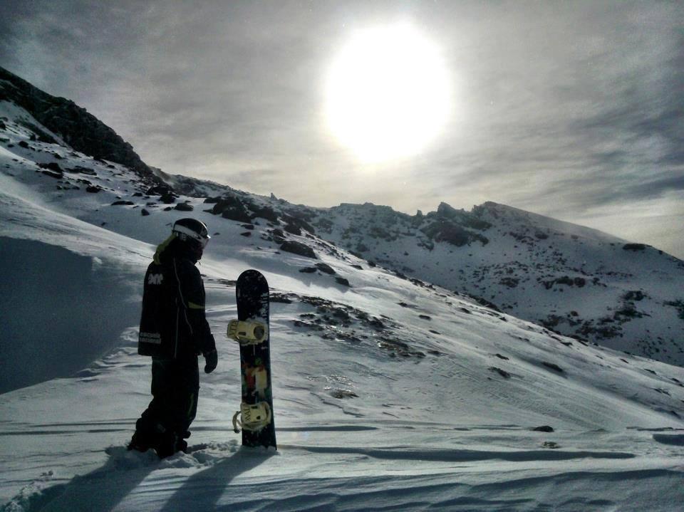 Hamelin: Escuela Nacional de Esquí - Actividad  (Monachil)