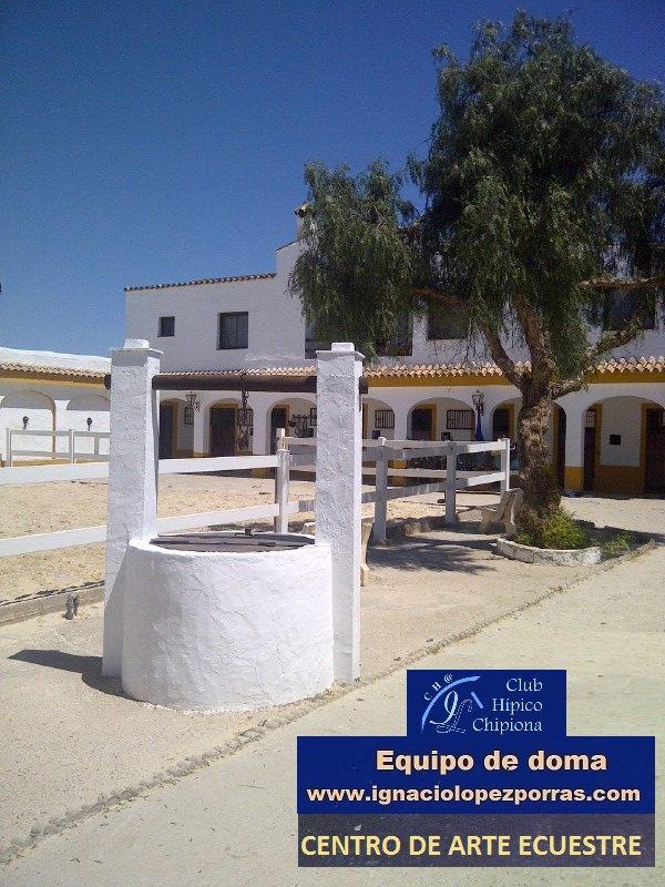 Hamelin: Club Hípico Chipiona - Actividad  (Cádiz)