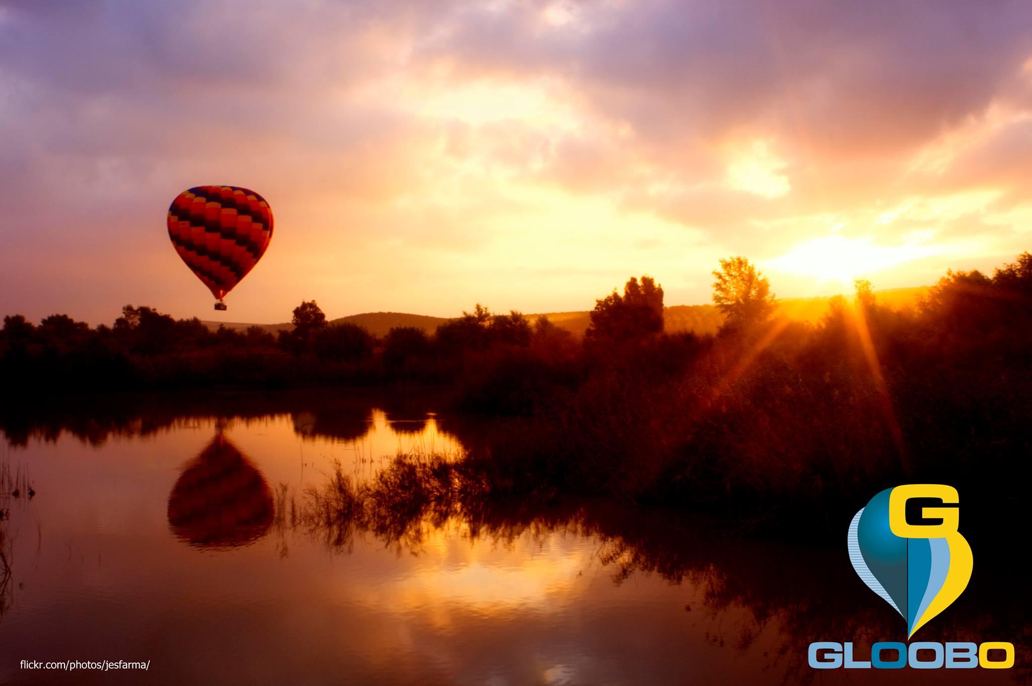 Aventura en globo aerostático en la provincia de Sevilla