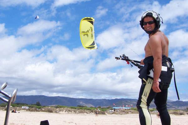 Hamelin: Dragon KiteSchool Tarifa - Actividad  (Cádiz)