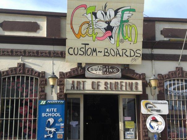 Hamelin: Art of Surfing - Actividad  (Tarifa)