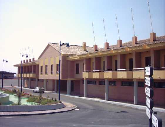Hamelin: Centro Especializado de Alto Rendimiento de Tiro Olímpico - Actividad  (Las Gabias)
