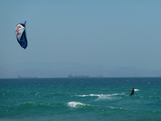 Hamelin: Bull Tarifa Sail & Kite Factory - Actividad  (Tarifa)