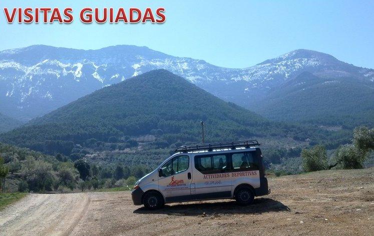 Actividades CPM Sierra Mágina - Turismo Activo