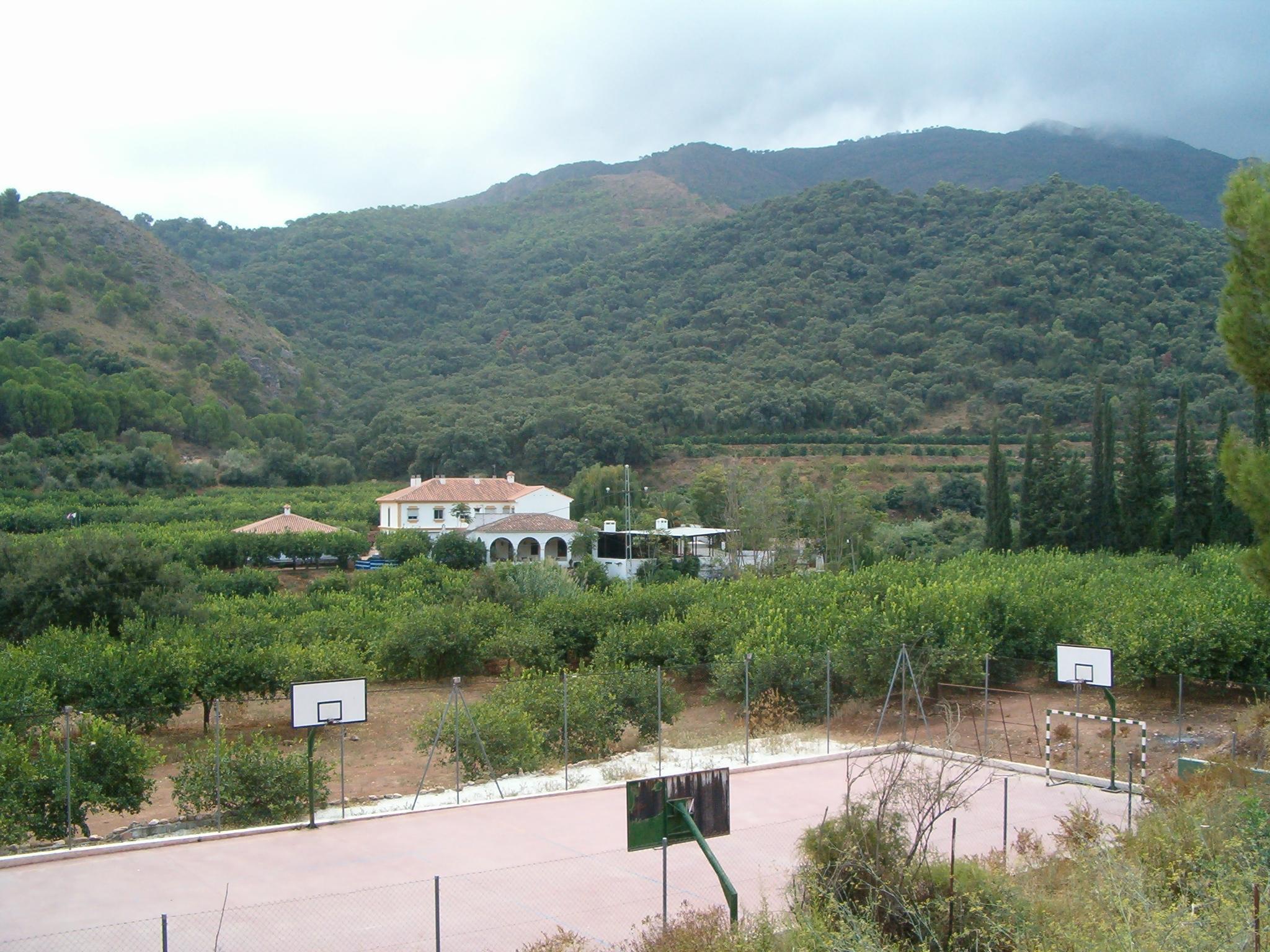 Hamelin: Granja Escuela Hacienda Albuquería - Actividad  (Málaga)