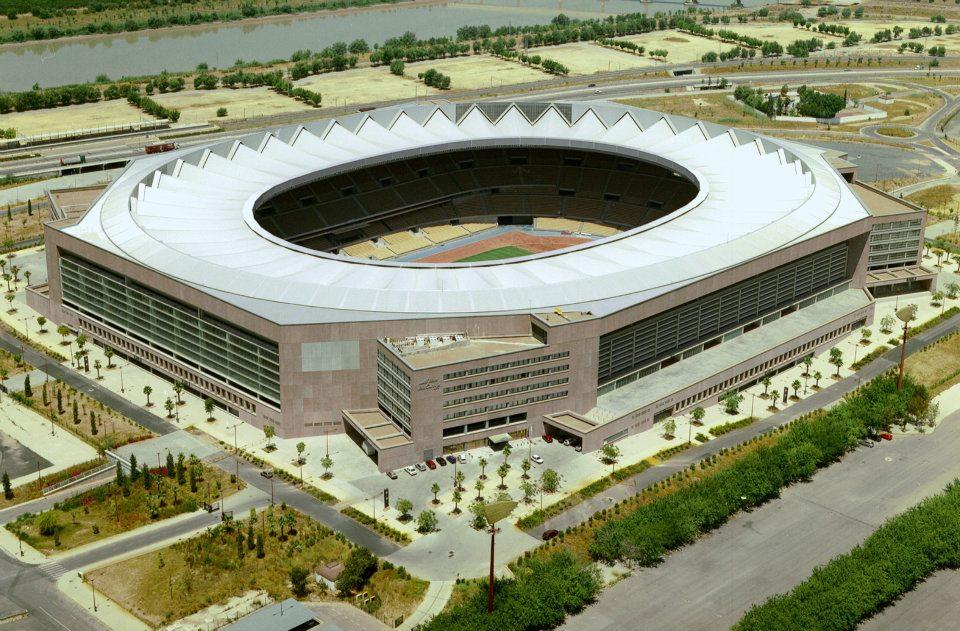 Hamelin: Estadio Olímpico de La Cartuja - Actividad  (Santiponce)