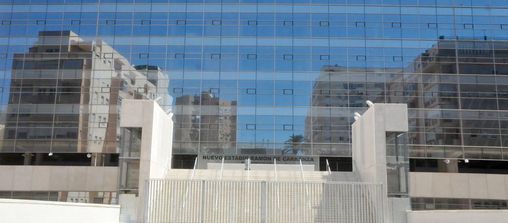 Hamelin: Estadio Municipal Ramón de Carranza - Actividad  (Cádiz)