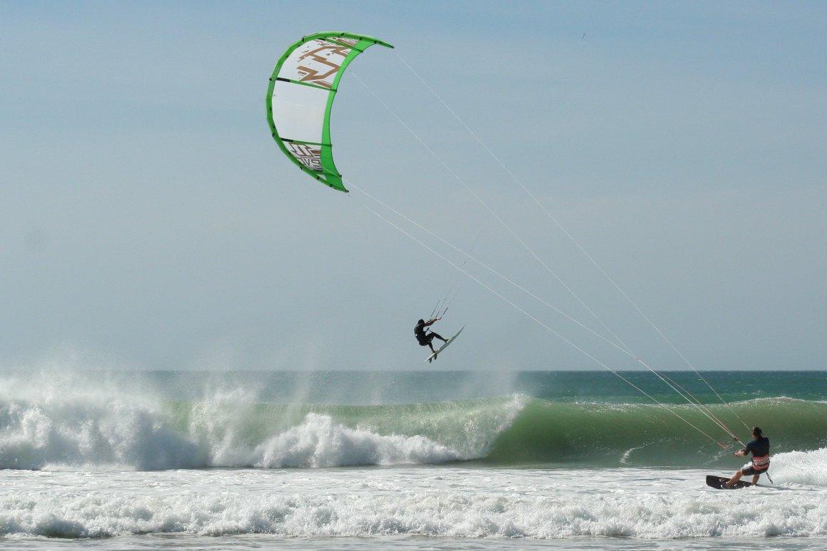 Hamelin: Mc Kite - Actividad  (Conil de la Frontera)