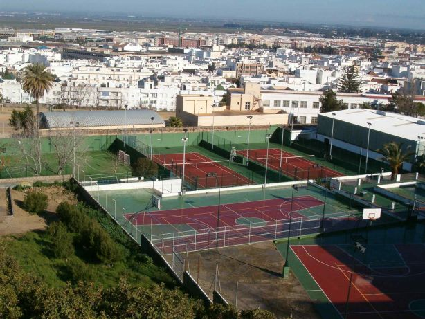 Polideportivo Municipal Santa Ana
