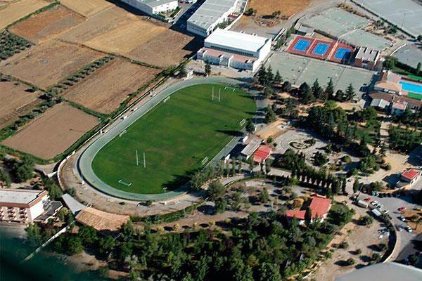 Ciudad Deportiva de la Diputación de Granada en Armilla