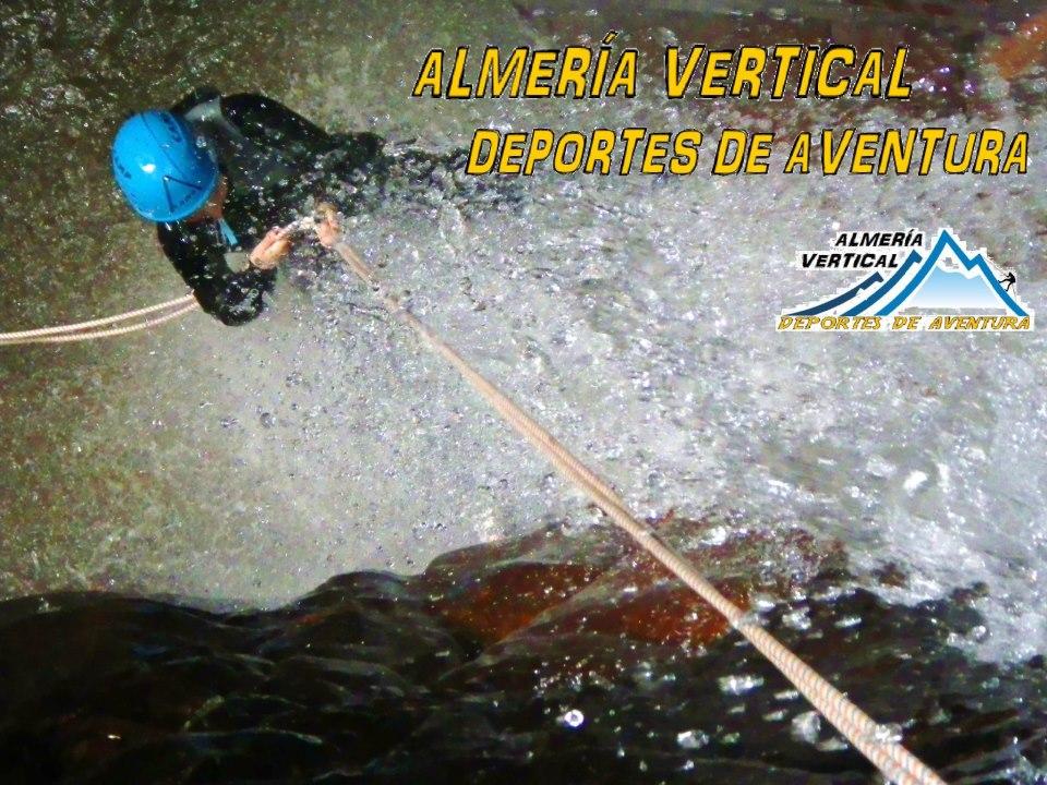 Hamelin: Almería Vertical - Actividad  (Almería)