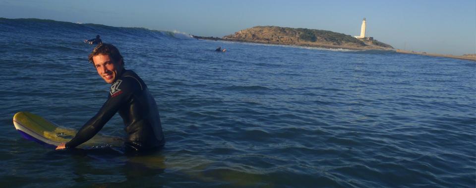 Hamelin: Trafalgar Surf Trip - Actividad  (Conil de la Frontera)