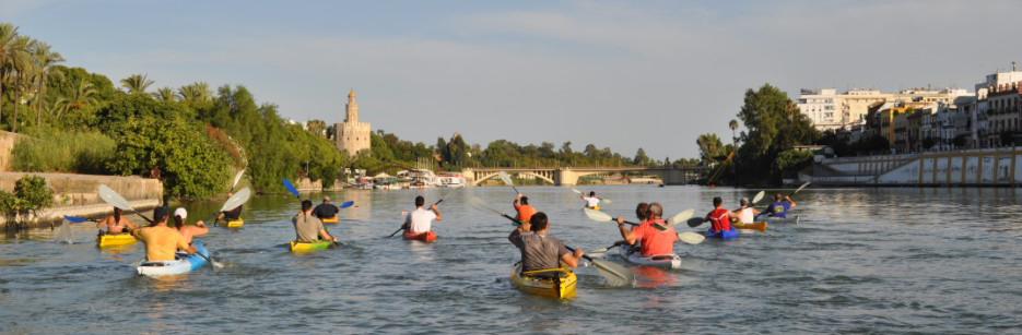 KayakSevilla - Multiaventurasevilla