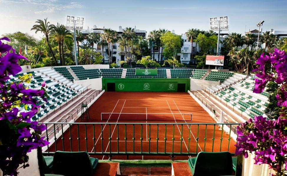 Hamelin: Club de Tenis Puente Romano - Actividad  (Marbella)