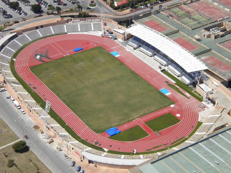 Hamelin: Ciudad Deportiva Bahía sur - Actividad  (San Fernando)