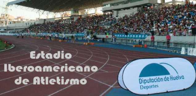Hamelin: Estadio Iberoamericano de Atletismo - Actividad  (Huelva)