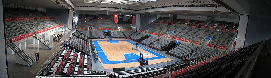 Hamelin: Palacio Municipal de Deportes de Granada - Actividad  (Granada)