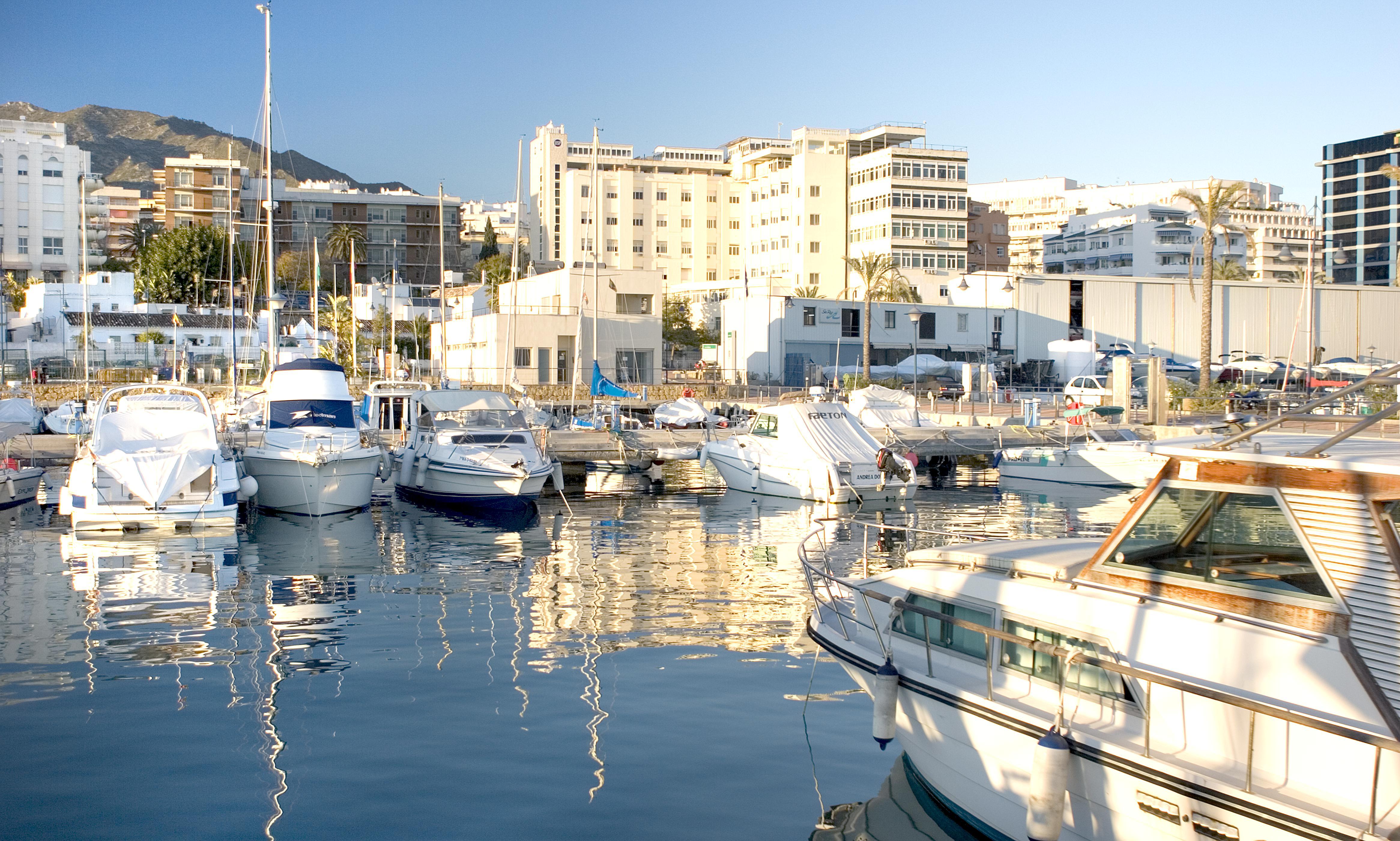 Puerto Deportivo Marina La Bajadilla