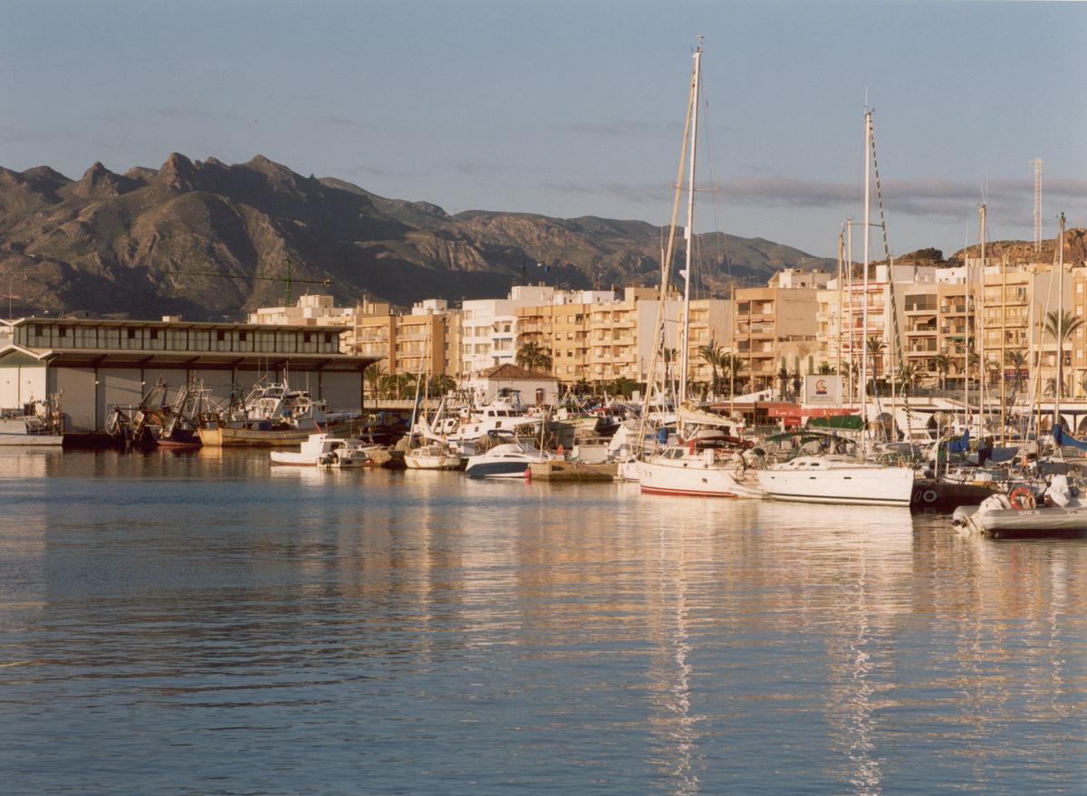Puerto Deportivo de Garrucha