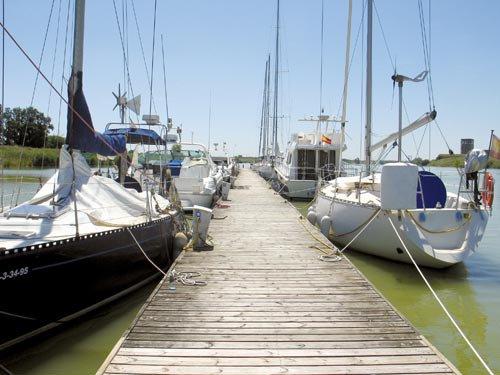 Puerto Deportivo Marina Sevilla