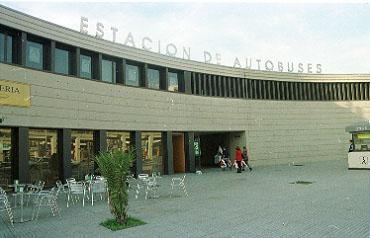 Estación de autobuses de Huelva