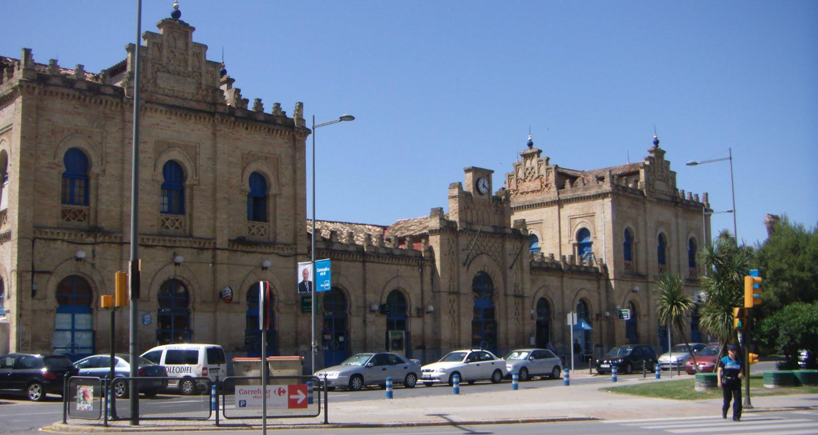 Estación de Renfe de Huelva