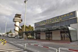 Aeropuerto de Federico García Lorca Granada-Jaén