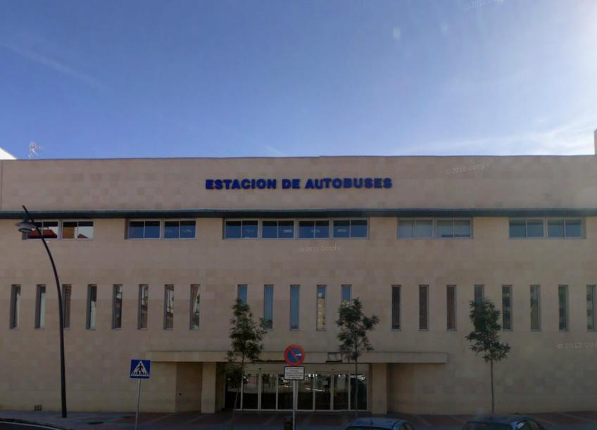 Estación de Autobuses de Jerez