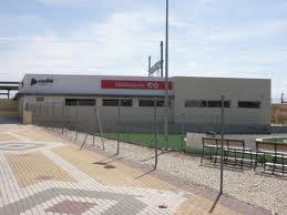 Estación de Tren de El Puerto Santa María