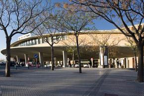 Estación de Tren Santa Justa