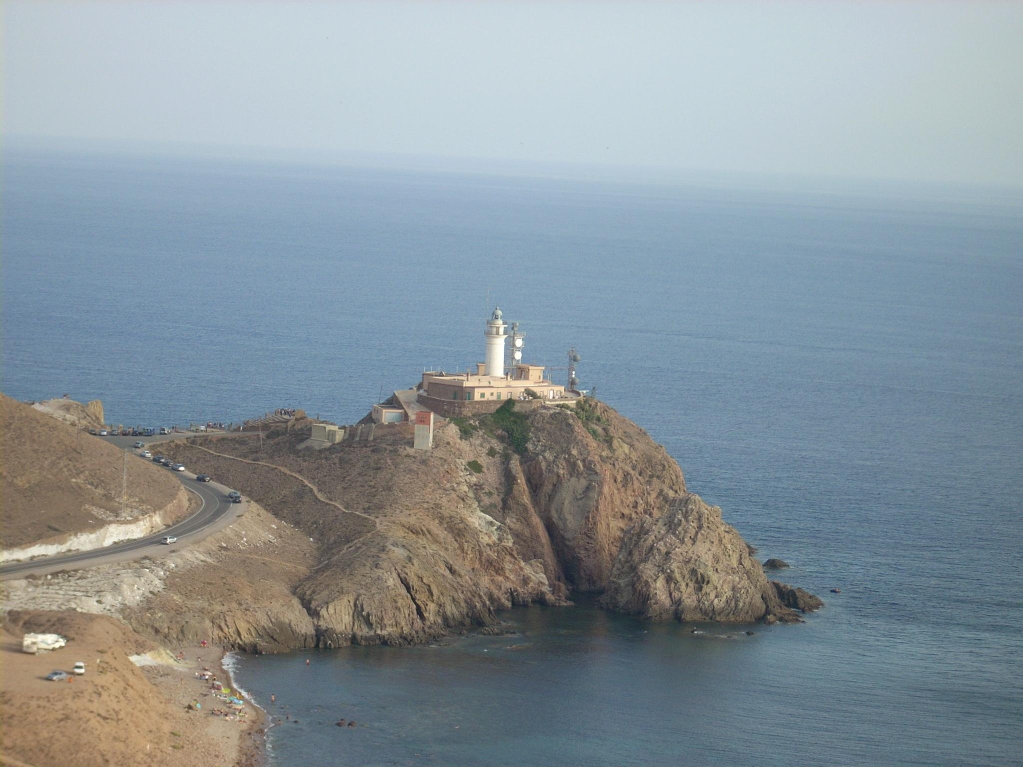 Ruta en Moto por Cabo de Gata - Almería