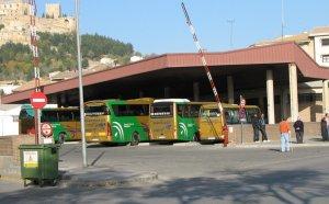 Estación de Autobuses de Alcalá la Real