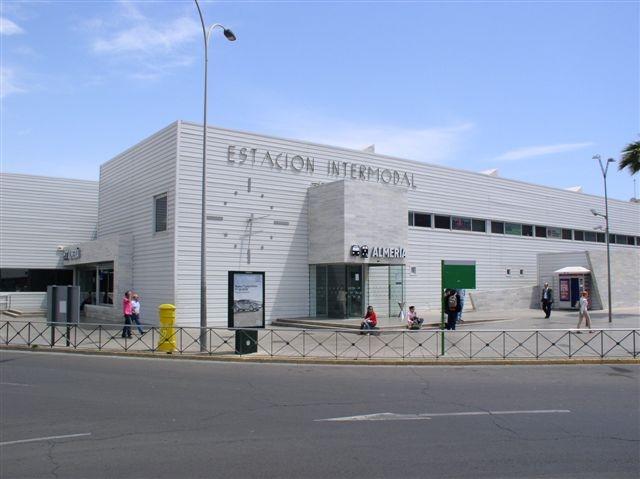 Estación de trenes de Almería