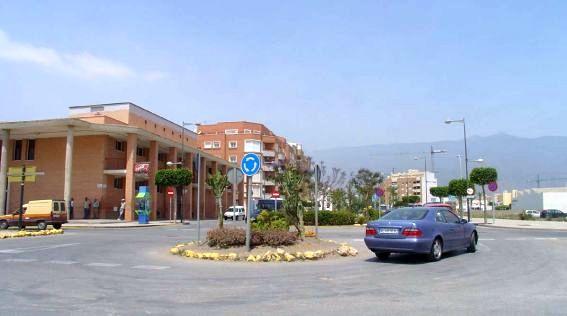 Estación de Autobuses El Ejido