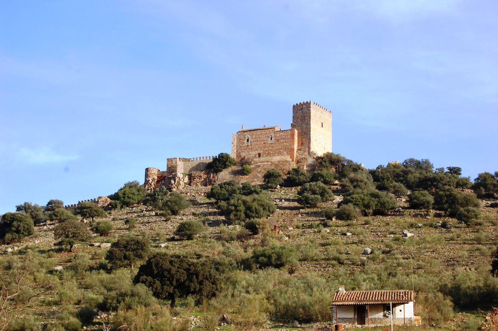 Castillo el Madroñiz