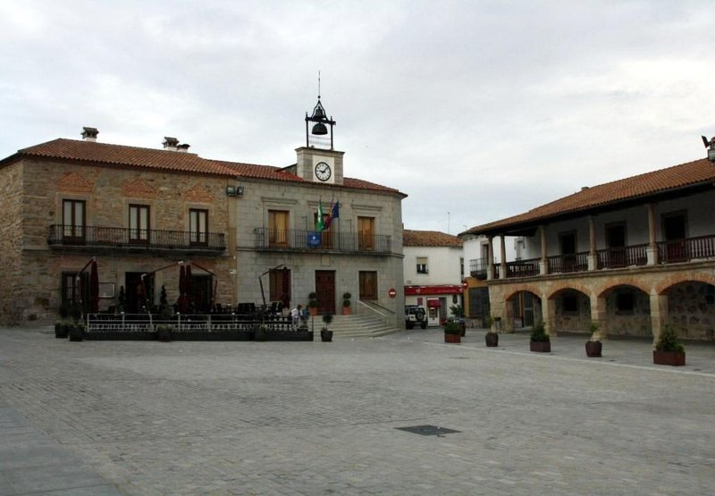 Plaza Mayor de Dos Torres