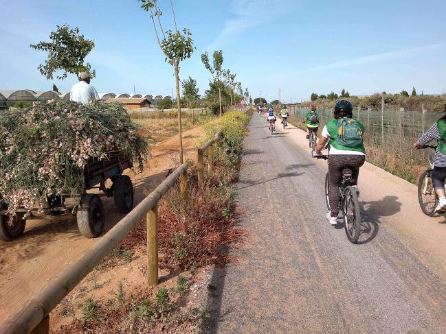 Grüner Weg der Entre Ríos