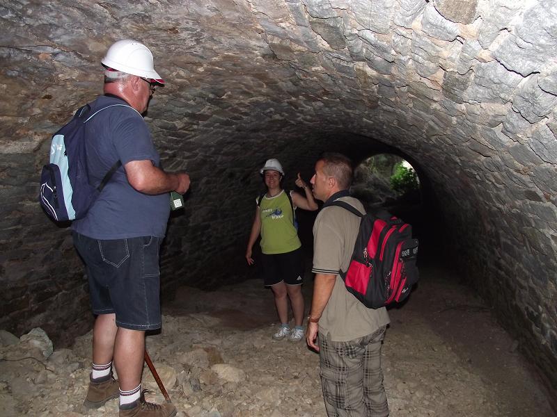 Hamelin: Rutas Guiadas Bédar Minera - Actividad  (Lubrín)