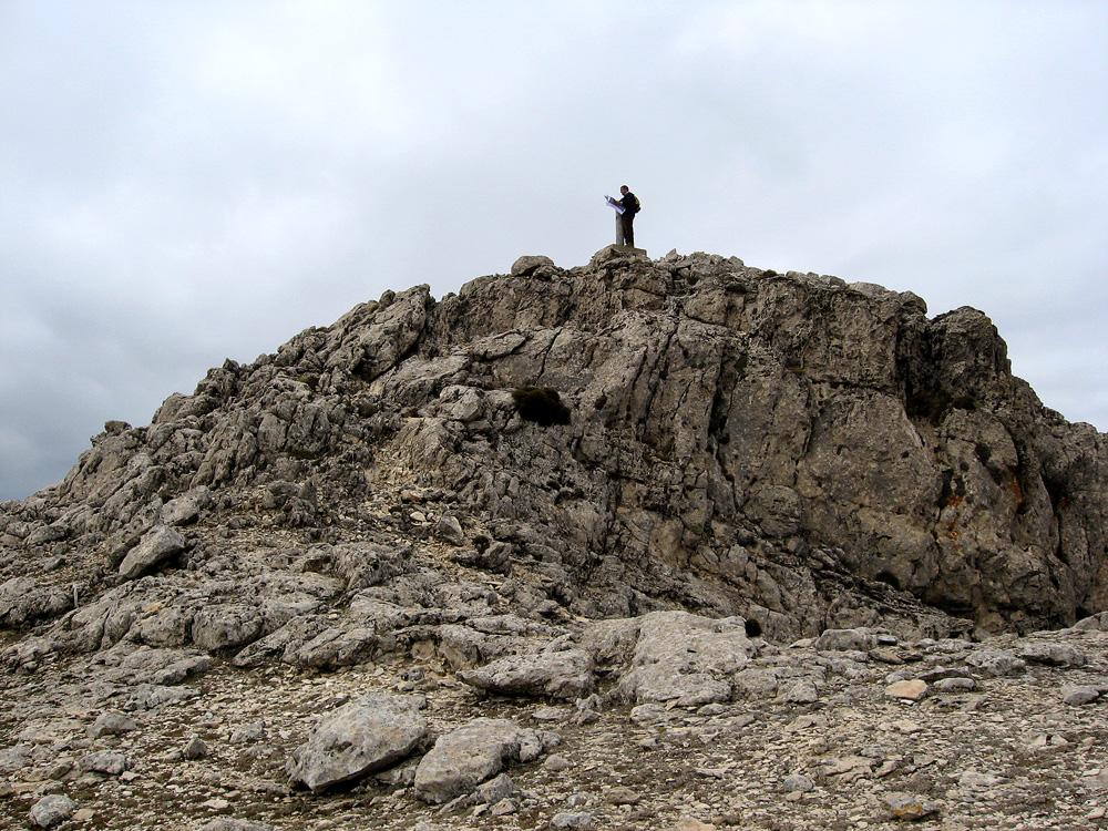Cerro del Buitre - PR-A 349 Trail