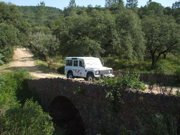 Rutas 4x4 Sierra de Aracena
