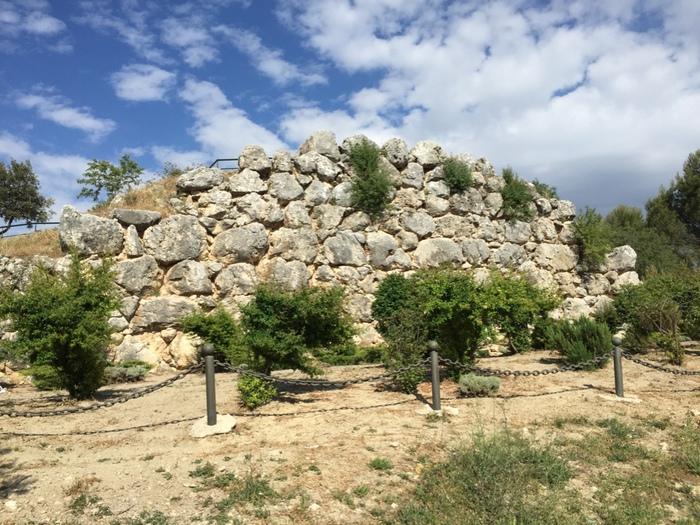 Muralla Ciclópea de Torredelcampo