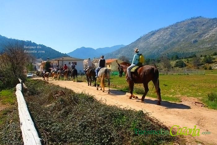 Hamelin: Picadero El Campillo - Actividad  (La Iruela)