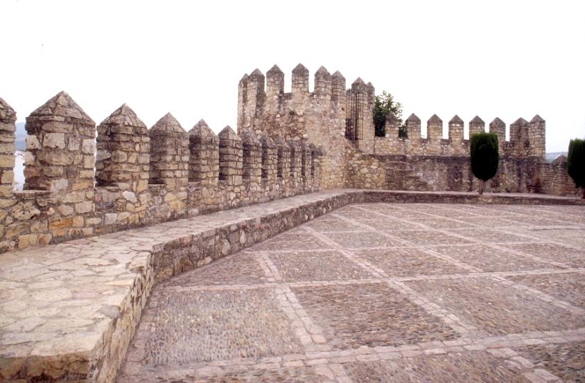 Castillo de los Condes de Cabra