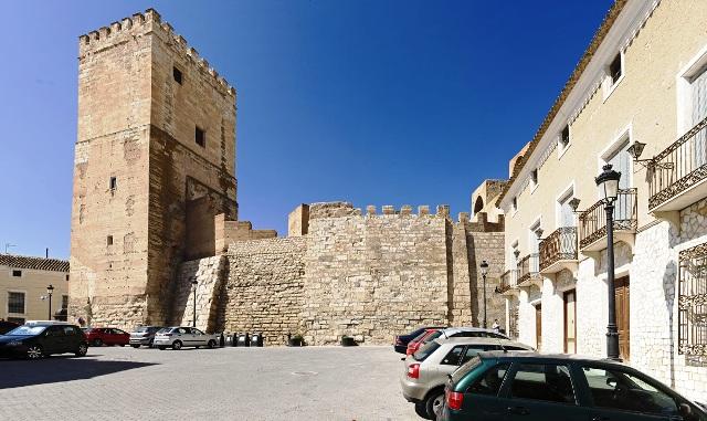 Castillo de las Siete Torres