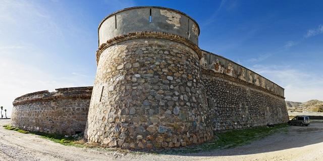Fuerte de Carchuna