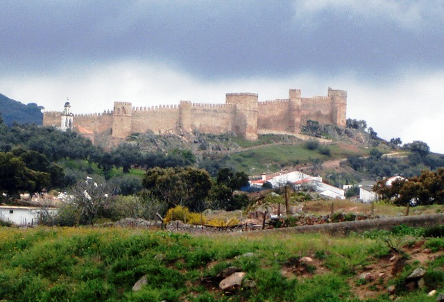 Castillo de Santa Olalla del Cala