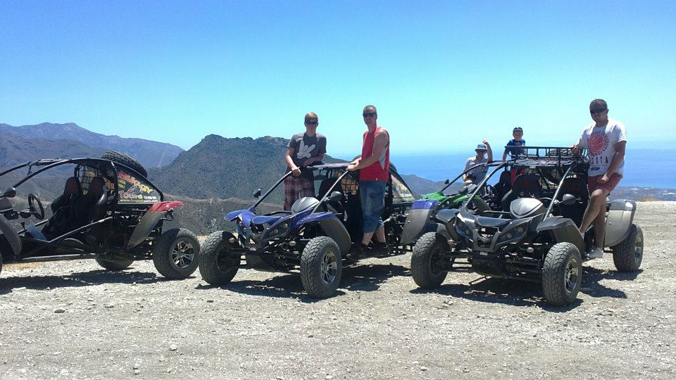 Buggy Tours Nerja